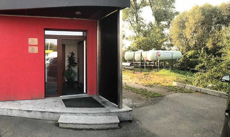 Plynové zásobníky Tomegas
